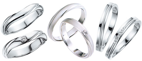 PILOT L'or マリッジリング(結婚指輪)