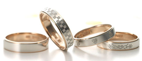 Oferta マリッジリング(結婚指輪)
